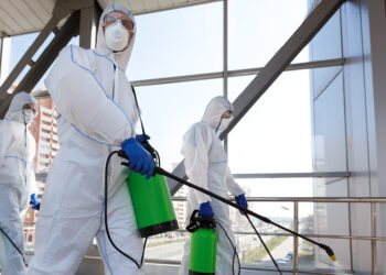 OPC Pest Services Now Offering New Disinfecting Service: OPC® Hygienic Solutions