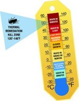 OPC Pest Services - Thermal Remediation Thermometer